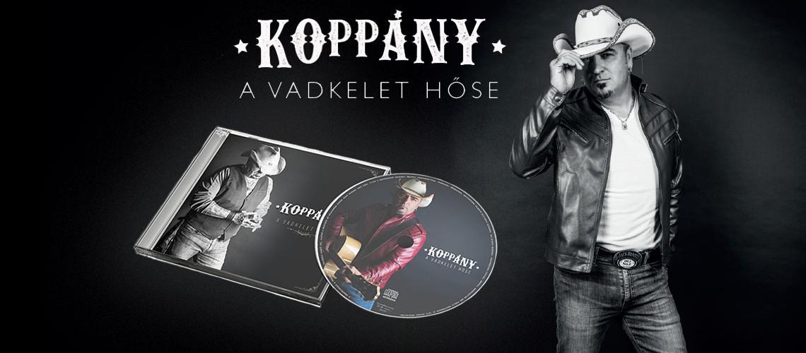 Előrendelés indult Koppány első szólólemezére