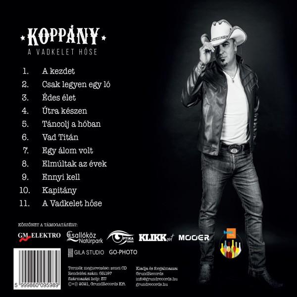 Koppány - A Vadkelet hőse (CD)