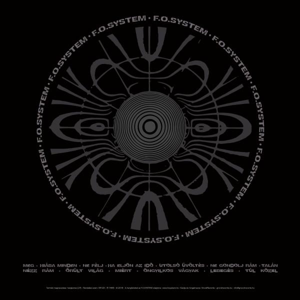 F.O.System - Day Of The Gloom (LP) - 180 g, sorszámozott, átlátszó!