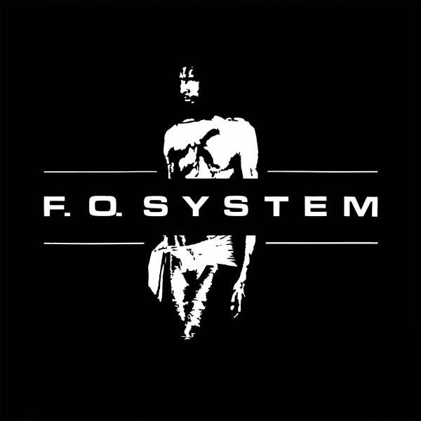 F.O.System - F.O.System (LP) [Sorszámozott: #117 FEKETE VINYL]