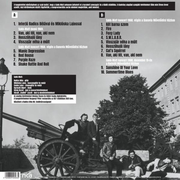 Sakk-Matt '68-'69 (LP)